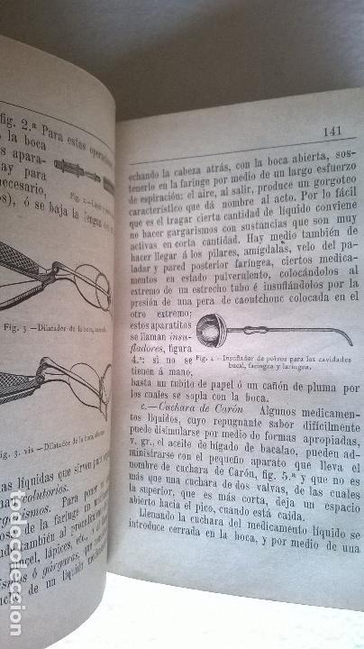 Libros antiguos: 303-Formulario médico razonado 1888-Garín, Pascual - Foto 10 - 56544836