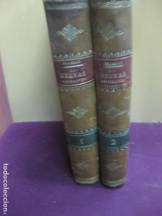 LAS NUEVAS MEDICACIONES. 2 VOL. DUJARDIN-BEAUMETZ. DE BAILLY Y - BAILLIERE E HIJOS. 1892. (Libros Antiguos, Raros y Curiosos - Ciencias, Manuales y Oficios - Medicina, Farmacia y Salud)