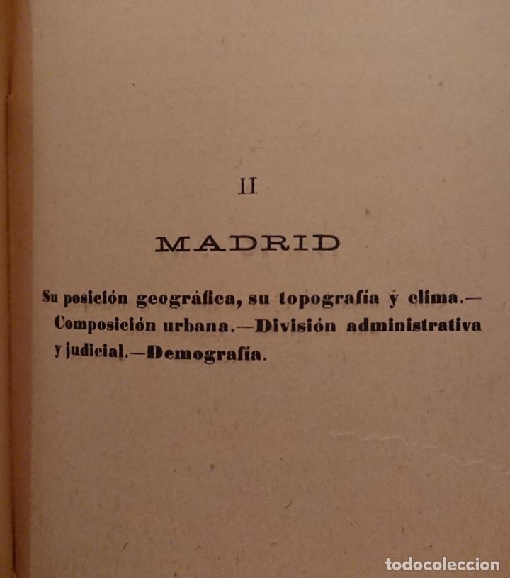 Libros antiguos: GUIA MÉDICO FARMACÉUTICA DE MADRID 1910, ESPUMOSOS HERRANZ - Foto 10 - 118591935