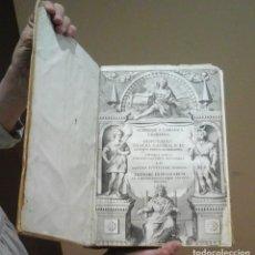 Libros antiguos: DISPUTATIO DE VERA HUMANI PARTUS NATURALIS Y LEGITIMI DESIGNATIONE. 2 OBRAS EN 1 VOLUMEN.. Lote 118804047
