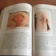 Libros antiguos: LIBRO FISIOPATOLOGÍA Y CLÍNICA QUIRÚRGICA, F. MARTÍN LAGOS, 1942, RECOPILACIÓN COMPLETA. Lote 118954731