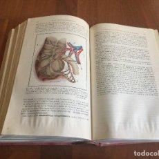 Libros antiguos: LIBRO TRATADO DE PATOLOGÍA QUIRÚRGICA, TOMO IV ABDOMEN, DR. JOSÉ E. IGARZÁBAL, 3ª EDICIÓN, 1952. Lote 118955587