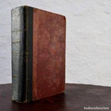 Libros antiguos: TRATADO DE ANATOMIA HUMANA * TOMO II * CON GRABADOS ILUMINADOS ENTRE TEXTO. Lote 119111503