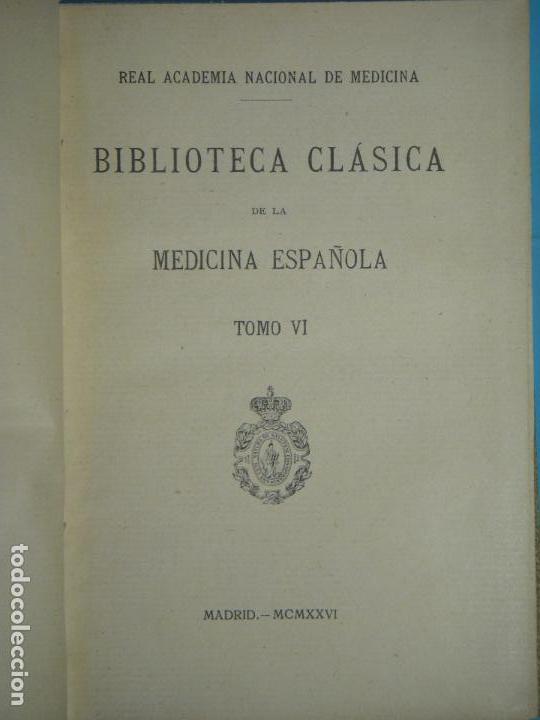 Libros antiguos: OBRAS DE ANTONIO DE GIMBERNAT (2 TOMOS) - ENRIQUE SALCEDO - IMPR. DE COSANO, 1926-8 (INTONSO) - Foto 4 - 120436219