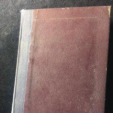 Libros antiguos: MANUAL DE PRÁCTICA FORENSE, POR JORGE SILVELA LORING Y JUAN BARRIOBERO ARMAS. MADRID, 1904. Lote 121593935