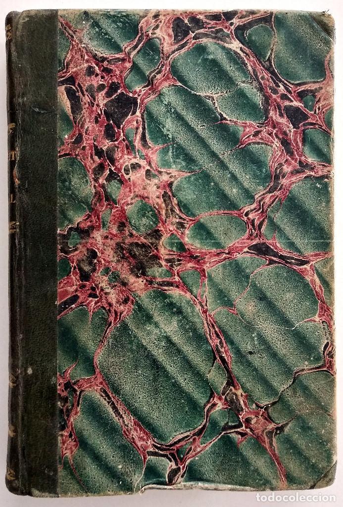 TRATADO DE TERAPÉUTICA GENERAL - LUIS OMS Y GARRIGOLAS Y JOSÉ ORIOL FERRERAS - AÑO 1846 (Libros Antiguos, Raros y Curiosos - Ciencias, Manuales y Oficios - Medicina, Farmacia y Salud)