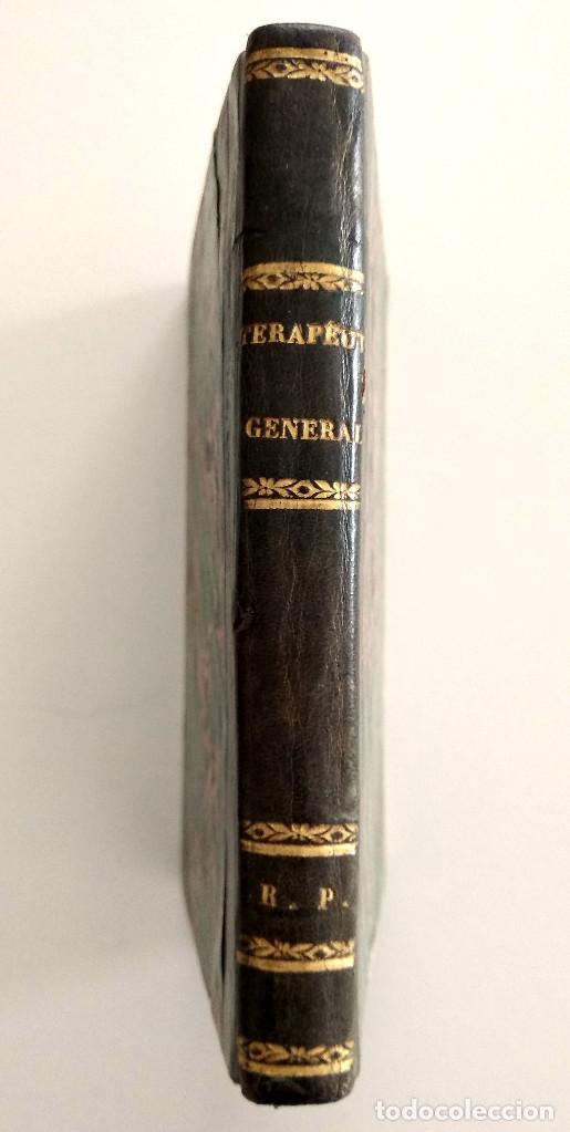 Libros antiguos: TRATADO DE TERAPÉUTICA GENERAL - LUIS OMS Y GARRIGOLAS Y JOSÉ ORIOL FERRERAS - AÑO 1846 - Foto 2 - 123352823