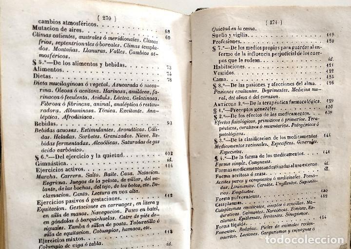 Libros antiguos: TRATADO DE TERAPÉUTICA GENERAL - LUIS OMS Y GARRIGOLAS Y JOSÉ ORIOL FERRERAS - AÑO 1846 - Foto 6 - 123352823
