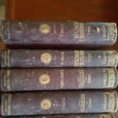 Libros antiguos: GUÍA DEL MÉDICO PRACTICO. H FRENCH ET ALII. 5 TOMOS OBRA COMPLETA BARCELONA 1917-1918. Lote 123453659