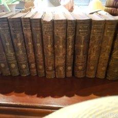 Libros antiguos: MEDICINA INTERNA 14 TOMOS. Lote 123508175