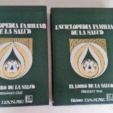 Libros antiguos: ENCICLOPEDIA FAMILIAR DE LA SALUD: EL LIBRO DE LA SALUD. Lote 123995287