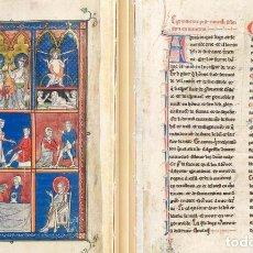 Libros antiguos: FACSÍMIL DEL CÓDICE DE CIRUGÍA DE LA BIBLIOTECA BRITÁNICA (S. XIV). Lote 124226891