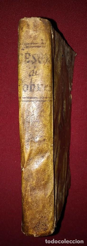 Libros antiguos: Libro de medicina, llamado Tesoro de Pobres 1747 - Foto 2 - 114707775