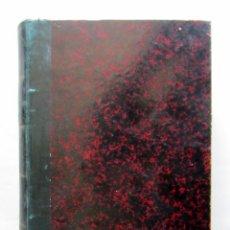 Libros antiguos: MANUAL DE MEDICINA INTERNA. T. HERNANDO, G. MARAÑÓN. TOMO I. AÑO 1916. ILUSTRADO. TAPAS DURAS. 938 P. Lote 124654559