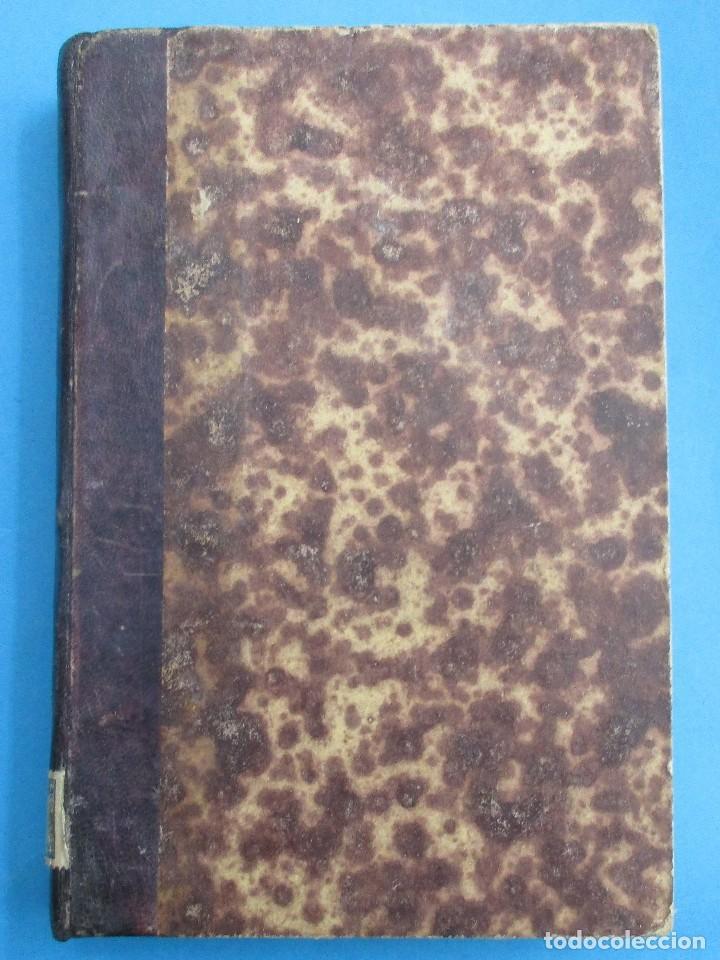 Libros antiguos: EXPOSICIÓN DE LA DOCTRINA MÉDICA HIMEOPÁTICA. S. HAHNEMANN, 1844. 426 PÁGINAS. 19,5 X 16,5 CM. - Foto 5 - 125704403