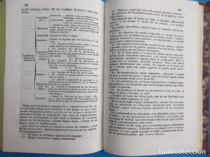 Libros antiguos: TRATADO DE MEDICINA Y CIRUGIA LEGAL. PEDRO MATA. 2 TOMOS. 1846.558 Y 556 PÁGINAS.19,5 X 13,5 CM - Foto 2 - 125898603