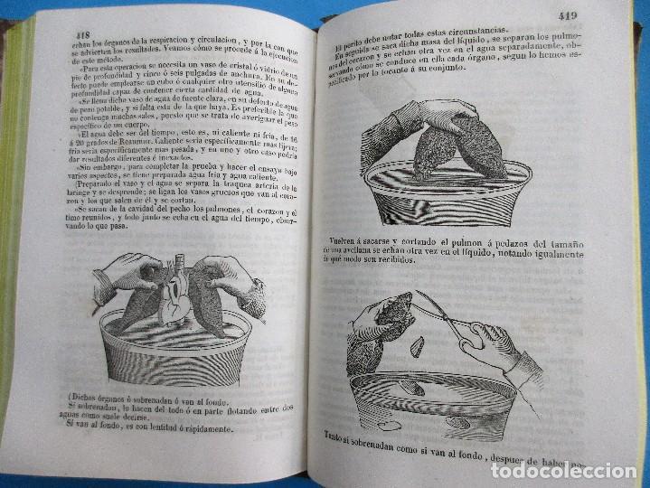 Libros antiguos: TRATADO DE MEDICINA Y CIRUGIA LEGAL. PEDRO MATA. 2 TOMOS. 1846.558 Y 556 PÁGINAS.19,5 X 13,5 CM - Foto 4 - 125898603