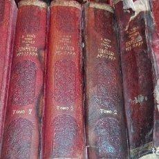 Libros antiguos: TRATADO DE TERAPÉUTICA APLICADA. A. ROBIN. LITERATURA MÉDICA. MEDICINA.. Lote 126387647