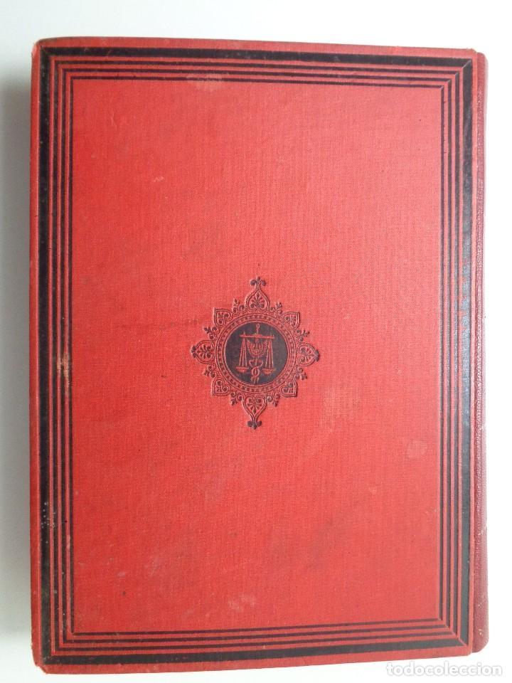 Libros antiguos: FARMACIA.CATALOGO GENERAL ILUSTRADO SUCESORES MODESTO CASADEMUNT.AÑO 1885.-346 - Foto 5 - 126636243