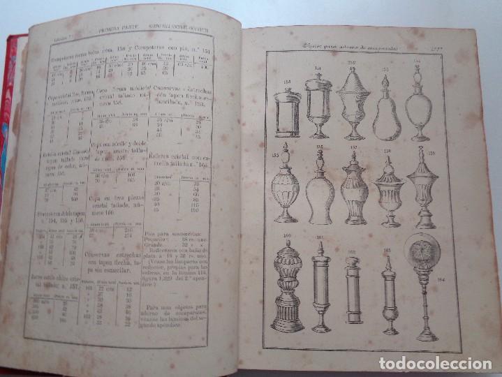 Libros antiguos: FARMACIA.CATALOGO GENERAL ILUSTRADO SUCESORES MODESTO CASADEMUNT.AÑO 1885.-346 - Foto 6 - 126636243