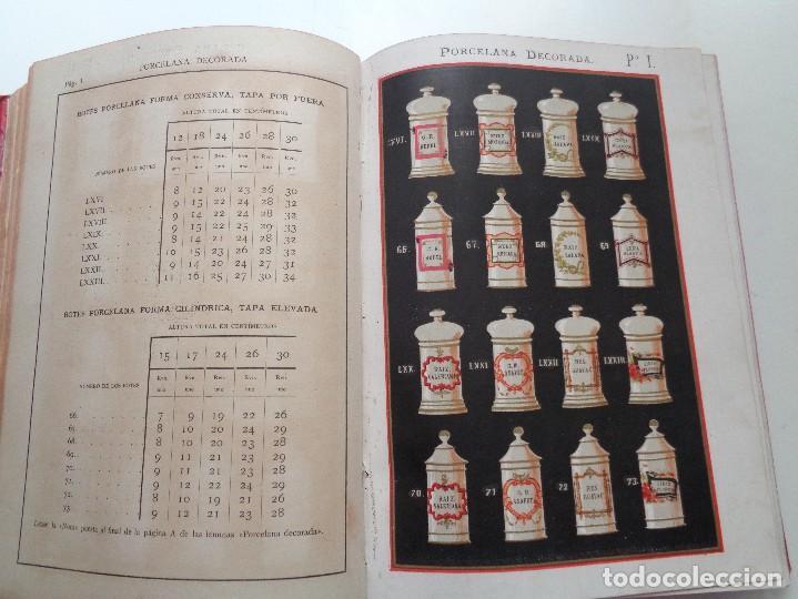 Libros antiguos: FARMACIA.CATALOGO GENERAL ILUSTRADO SUCESORES MODESTO CASADEMUNT.AÑO 1885.-346 - Foto 7 - 126636243