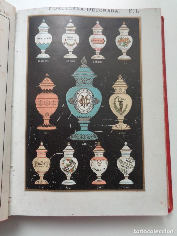 Libros antiguos: FARMACIA.CATALOGO GENERAL ILUSTRADO SUCESORES MODESTO CASADEMUNT.AÑO 1885.-346 - Foto 8 - 126636243