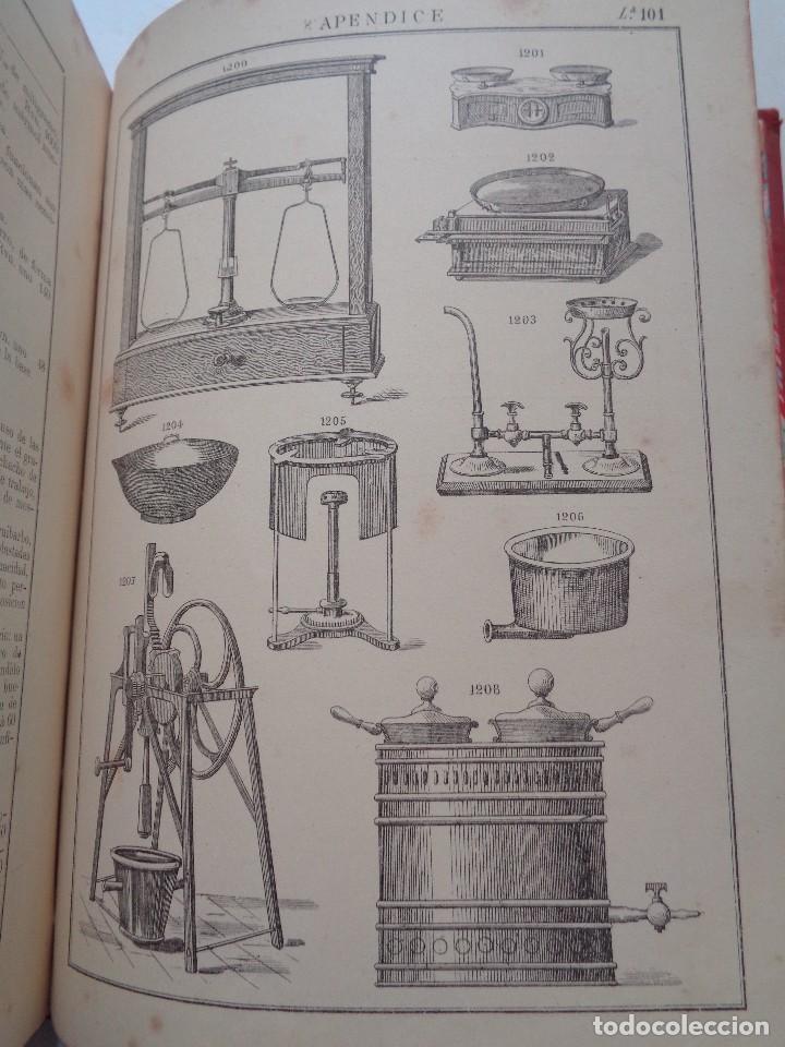 Libros antiguos: FARMACIA.CATALOGO GENERAL ILUSTRADO SUCESORES MODESTO CASADEMUNT.AÑO 1885.-346 - Foto 10 - 126636243