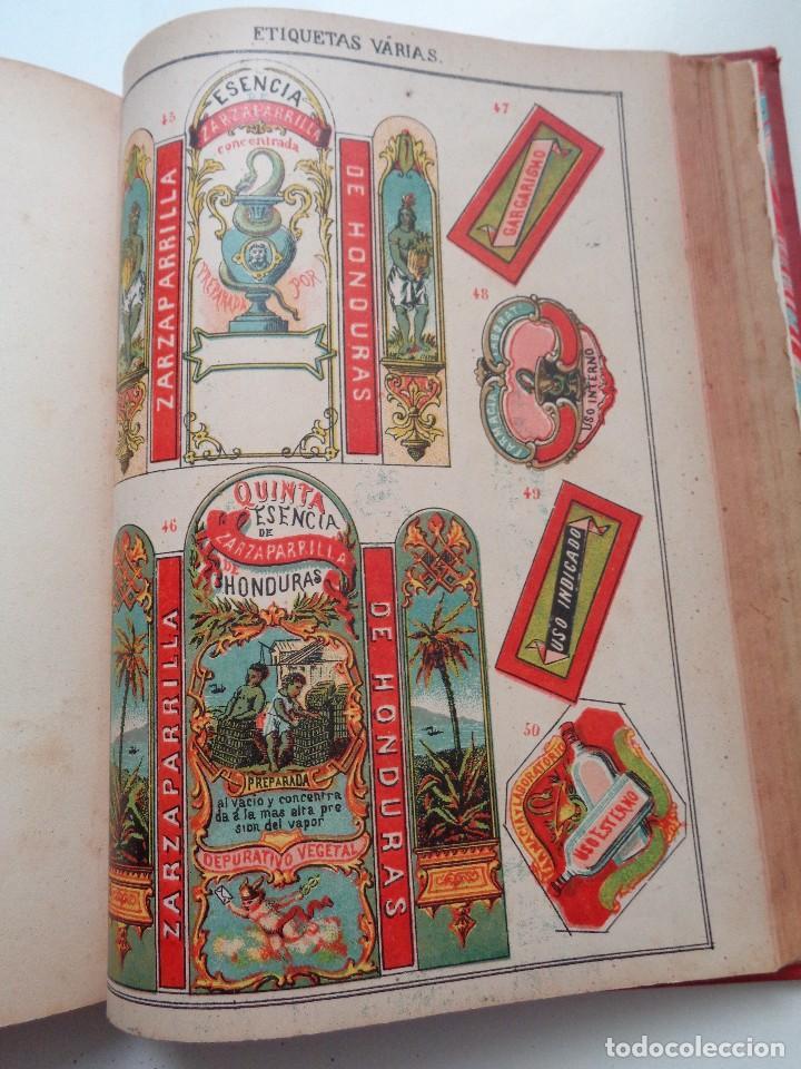 Libros antiguos: FARMACIA.CATALOGO GENERAL ILUSTRADO SUCESORES MODESTO CASADEMUNT.AÑO 1885.-346 - Foto 11 - 126636243