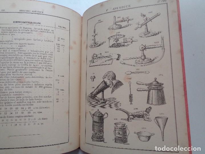 Libros antiguos: FARMACIA.CATALOGO GENERAL ILUSTRADO SUCESORES MODESTO CASADEMUNT.AÑO 1885.-346 - Foto 15 - 126636243