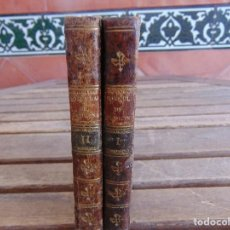 Libros antiguos: TOMOS LIBRO I Y II FORMULAS DE MEDICINA COLECCION DE LAS RECETAS MAS USADAS JOSE GERBER DE ROBLES. Lote 126929563