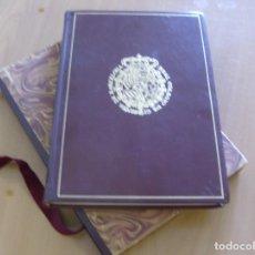 Libros antiguos: REAL COLEGIO DE CIRUGIA DE BARCELONA 1764 , 1970 FACSIMIL Nº 270 DE 500 EJEMPLARES BIBLIOFILIA , DE. Lote 127752319