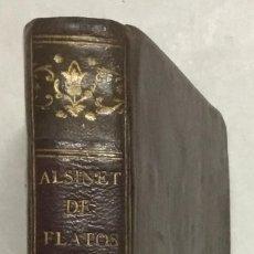Libros antiguos: NUEVO MÉTODO PARA CURAR FLATOS, HYPOCONDRIA, VAPORES, Y ATAQUES HYSTÉRICOS DE LAS MUGERES DE TODOS E. Lote 123268822