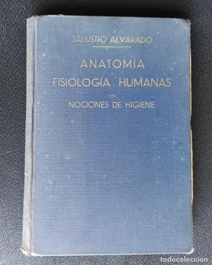 interesante libro sobre anatomía y fisiologia h - Comprar Libros ...