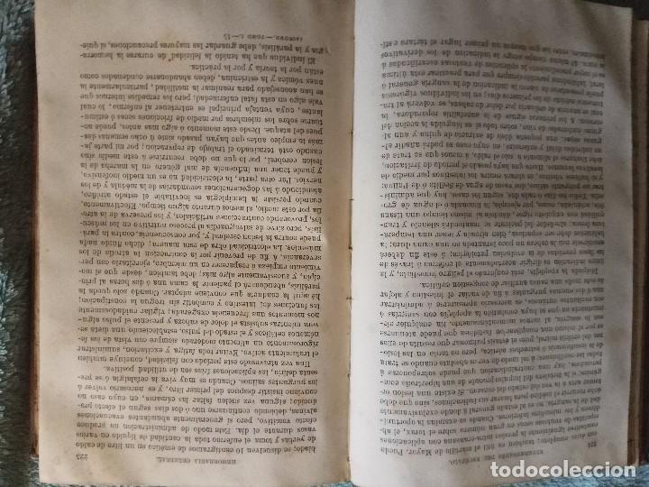 Libros antiguos: Tratado de patología interna por J. Jaccoud 1881. 3ª edición .3 tomos - Foto 3 - 128632491