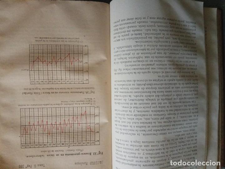 Libros antiguos: Tratado de patología interna por J. Jaccoud 1881. 3ª edición .3 tomos - Foto 5 - 128632491