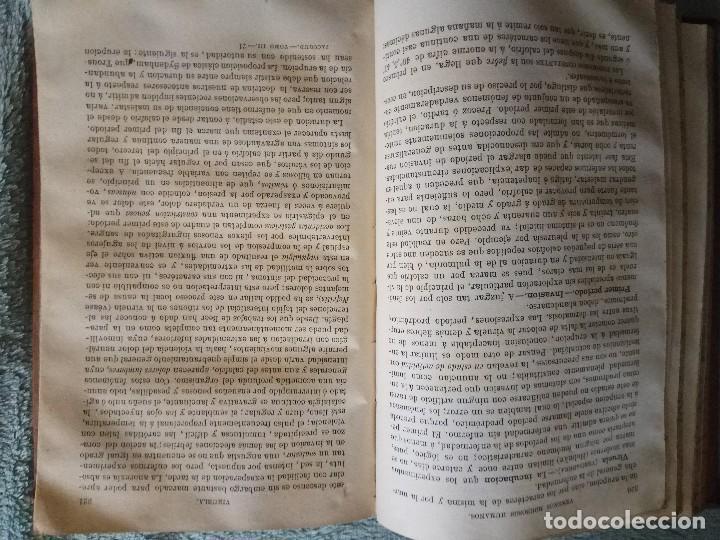 Libros antiguos: Tratado de patología interna por J. Jaccoud 1881. 3ª edición .3 tomos - Foto 6 - 128632491