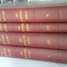 Libros antiguos: EMBARAZO, PARTO Y COMPLICACIONES - 4 LIBROS - 1926/1928 -. Lote 128789002