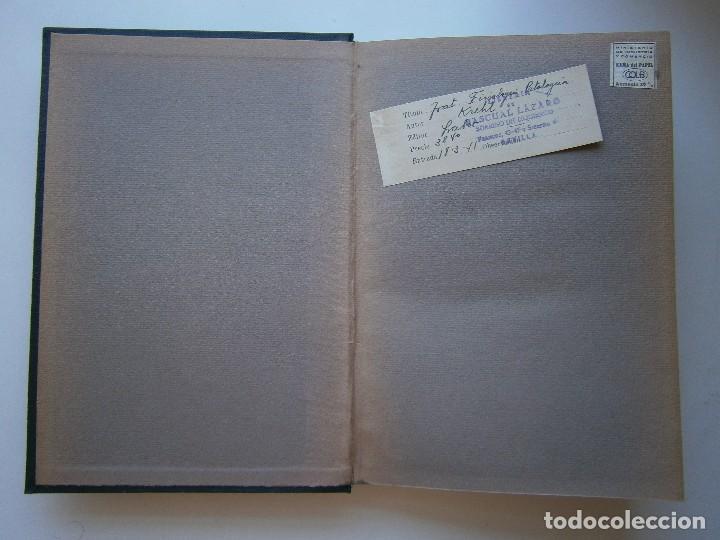 Libros antiguos: Tratado de Fisiologia Patologica Dr Lupoldo Krehl Labor 1923 - Foto 8 - 128898559