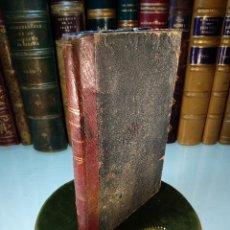 Libros antiguos: TRATADO SOBRE LOS TÍMPANOS ARTIFICIALES - J.H. NICHOLSON - CIRCA 1890 -CARTAS MANUSCRITAS ORIGINALES. Lote 129169775