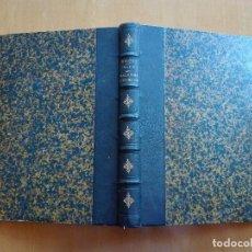 Libros antiguos: TRAITÉ COMPLET DES MALADIES VENERIENNES, CLINIQUE ICONOGRAPHIQUE. RICORD. LIBRARIE H. ANIER. CA 1862. Lote 129512803