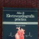 Libros antiguos: ATLAS DE ELECTROCARDIOGRAFIA PRÁCTICA.. Lote 130002579
