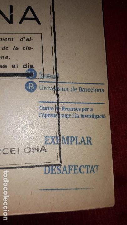 Libros antiguos: PAPER I SIGNIFICACIÓ DE LA COLESTEROLÈMIA. - Foto 3 - 130060295