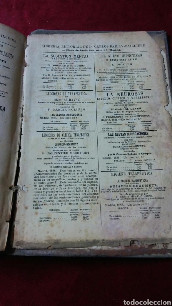 Libros antiguos: La oficina de la farmacia según Dorvault - Foto 7 - 130417039