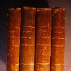 Libros antiguos: A. TROUSSEAU: - CLÍNICA MÉDICA DEL HOTEL-DIEU DE PARIS (4 TOMOS) -. (MADRID, 1868-71) (MEDICINA) . Lote 130823544
