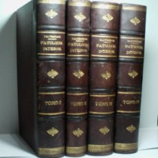 Libros antiguos: MANUAL DE PATOLOGÍA INTERNA. CESTAN BALTHAZARD, MACAIGNE H. CLAUDE, VERGER NICOLAS. 1908. Lote 130856140
