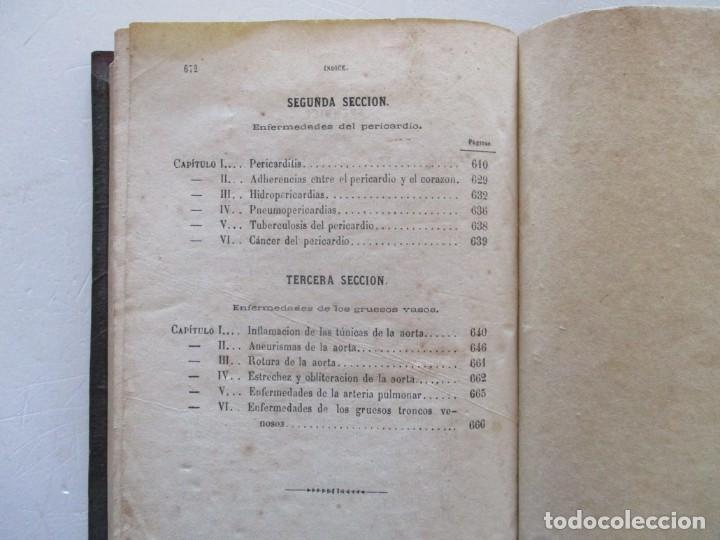 Libros antiguos: Tratado Completo de Patología Interna y Terapéutica. Tomos I, II, III y IV. CUATRO TOMOS. RM87515 - Foto 4 - 130996000