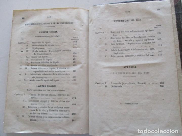 Libros antiguos: Tratado Completo de Patología Interna y Terapéutica. Tomos I, II, III y IV. CUATRO TOMOS. RM87515 - Foto 7 - 130996000