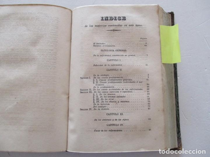 Libros antiguos: A. HARDY, J. BEHIER Tratado Elemental de Patología General y Semeyología...RM87527 - Foto 3 - 130998460