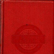 Libros antiguos: CANTARELL BASIGÓ ; LAS PSICONEUROSIS Y SU CURA MORAL (MANUEL MARÍN, 1912). Lote 132963086