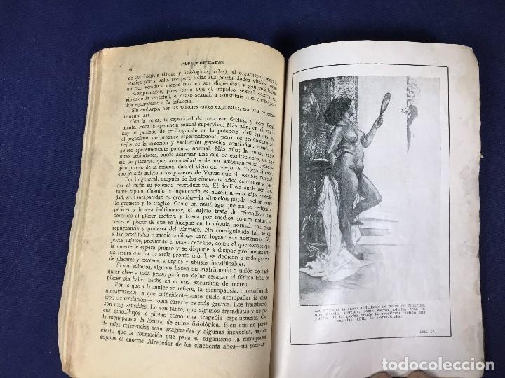 Libros antiguos: LA CUESTIÓN SEXUAL los misterios del sexo Paul Newhause tomo 2 ed Fenix - Foto 6 - 133137770